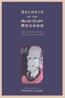 Secrets Of Blue Cliff Record by Thomas Cleary