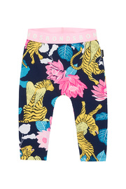 Bonds Stretchy Leggings - When Tigers Fly (0-3 Months)