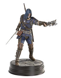 "The Witcher 3: Geralt (Grandmaster Feline) - 10"" Statuette"