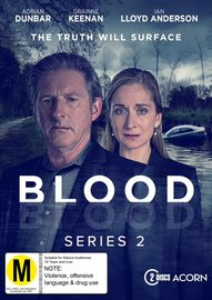 Blood - Series 2 on DVD image