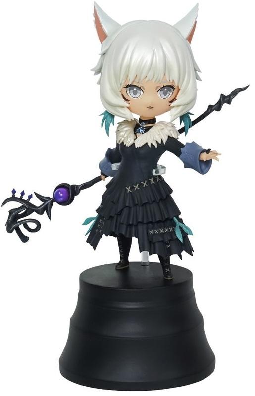 FINAL FANTASY XIV: Y'Shtola - Minion Figure
