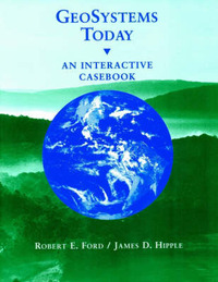 GeoSystems Today by Robert E Ford image
