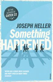 Something Happened by Joseph Heller image