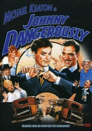 Johnny Dangerously on DVD image