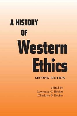 A History of Western Ethics image