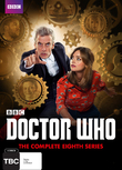 Doctor Who - The Complete Eighth Series DVD