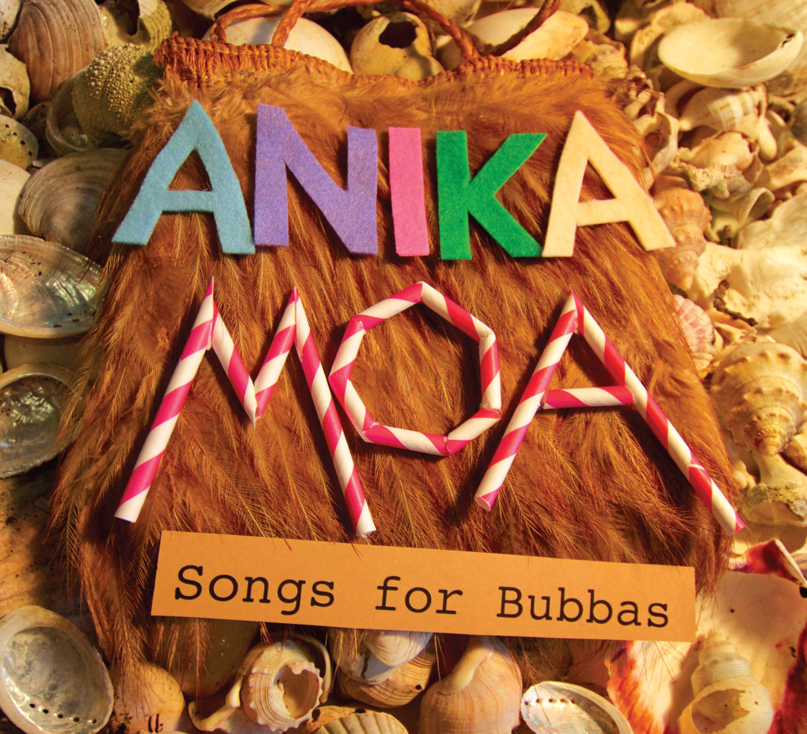Songs for Bubbas by Anika Moa image
