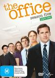 The Office (US) Season 5 Part 2 on DVD