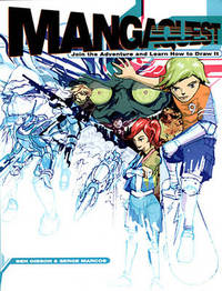 Mangaquest: Join the Adventure and Learn How to Draw it by Ben Gibson image