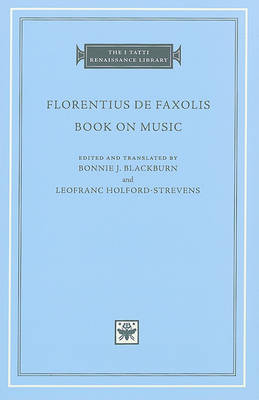 Book on Music by Florentius de Faxolis image
