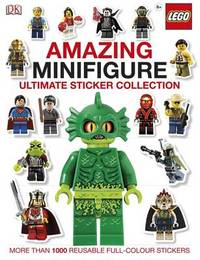 LEGO (R) Amazing Minifigure Ultimate Sticker Collection by DK