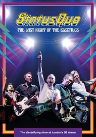 Status Quo - The Last Night Of The Electrics on DVD