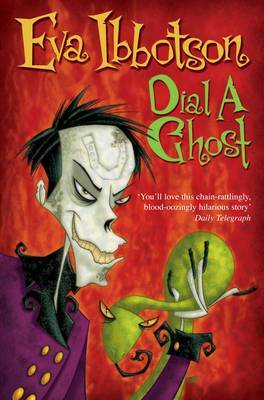 Dial a Ghost by Eva Ibbotson image