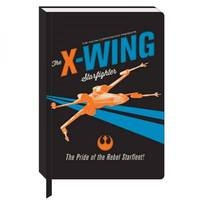 Star Wars: A5 Notebook - X-Wing Icon