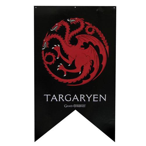 Game of Thrones: Targaryen - Sigil Banner image