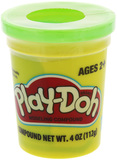 Play Doh Single Tub - Neon Green