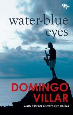 Water-blue Eyes by Domingo Villar