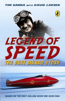 Legend of Speed by Tim Hanna image