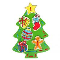 Fun Factory: Lacing Tree - Assorted
