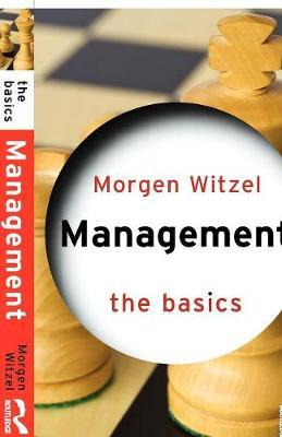 Management by Morgen Witzel