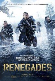 Renegades on Blu-ray