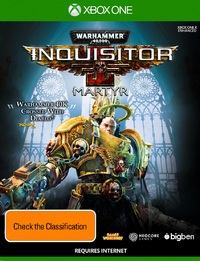 Warhammer 40,000: Inquisitor Martyr for Xbox One