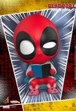 Deadpool: Lounging - Cosbaby Figure