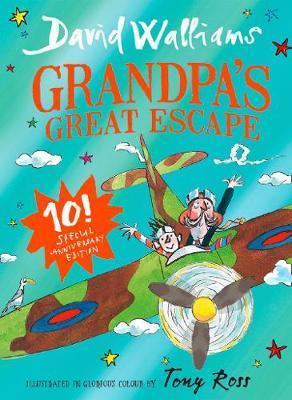 Grandpa's Great Escape by David Walliams image