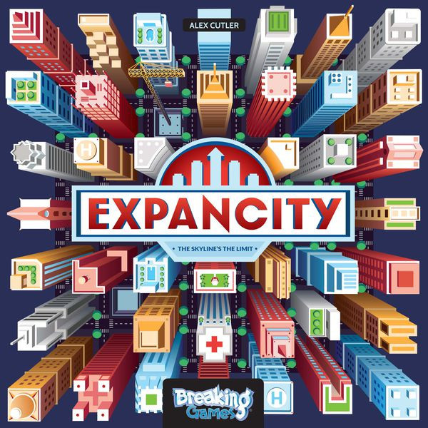 Expancity - Board Game