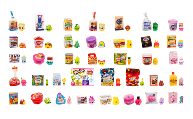 Shopkins: Minis S10 - Single Pack (Assorted Designs)
