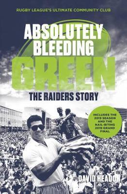 Absolutely Bleeding Green by David Headon