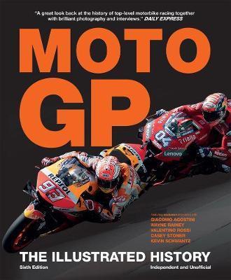 Moto GP by Michael Scott