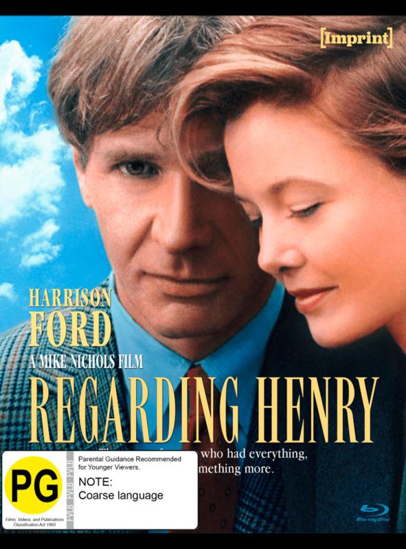 Regarding Henry (Imprint Collection #36) on Blu-ray