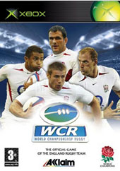 World Championship Rugby for Xbox