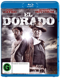 El Dorado on Blu-ray