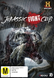 Jurassic Fight Club on DVD