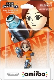 Nintendo Amiibo Mii Gunner - Super Smash Bros. Figure for Nintendo Wii U