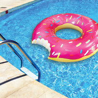 BigMouth Inc - Giant Pink Donut Pool Inflatable