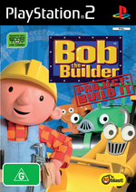 Bob The Builder + EyeToy Camera for PlayStation 2