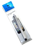 Universal Touch Stylus Pen for Tablets and Mobiles - Silver