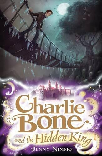Charlie Bone #5: Charlie Bone and the Hidden King by Jenny Nimmo image