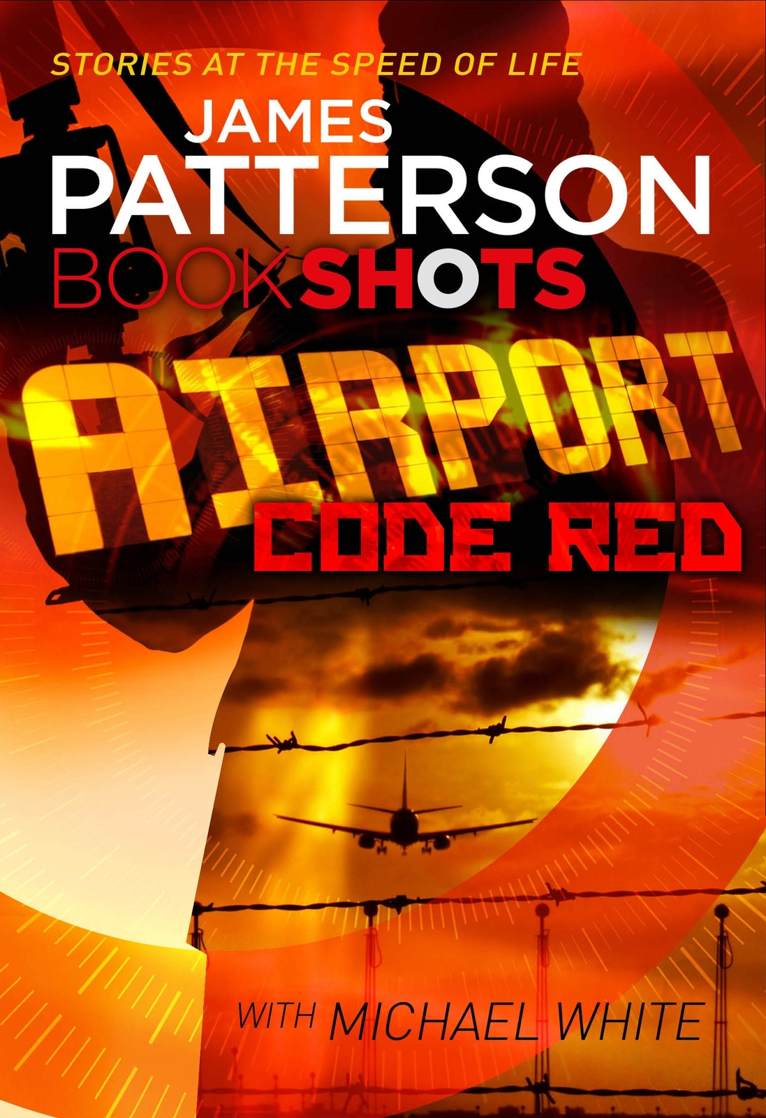 Airport - Code Red by James Patterson image