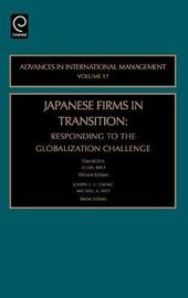 Japanese Firms in Transition