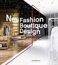 New Fashion Boutique Design by Wang Shaoqiang
