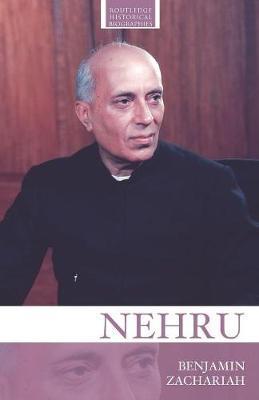 Nehru by Benjamin Zachariah