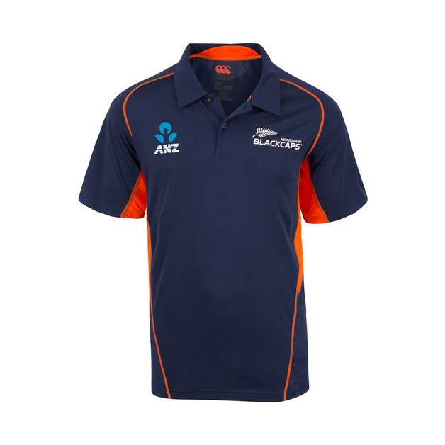 BLACKCAPS Replica Training Polo (Large)