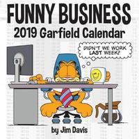 Garfield 2019 Square Wall Calendar by Jim Davis