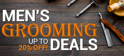 Men's Grooming Deals!