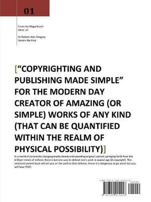 Copyrighting and Publishing Made Simple by Robert Rankin