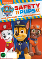 Paw Patrol: Safety Pups on DVD